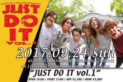 【Pick Up】AX LITTLE CITY x jammed loony bin Presents JUST DO IT! vol.1