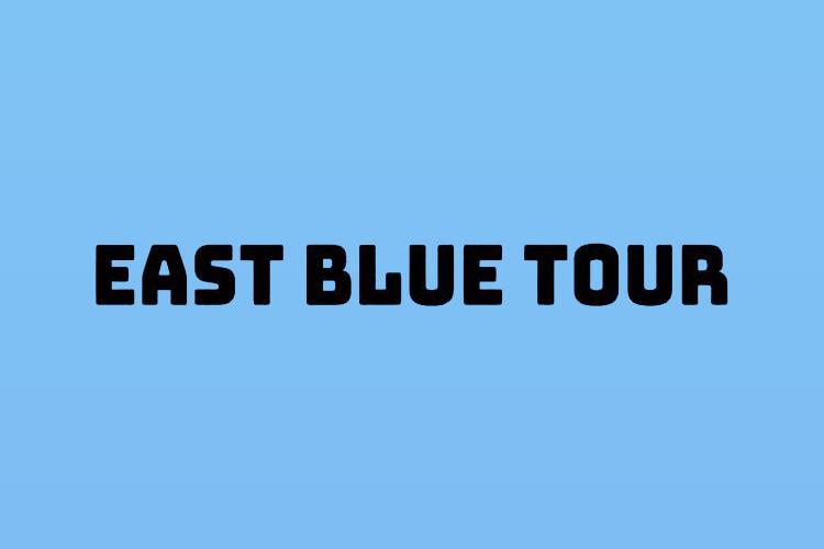 東海の若手バンド大集合!EAST BLUE TOUR開催決定!