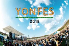 04 Limited Sazabys主催野外フェス「YON FES 2018」、来春もモリコロパークで開催決定